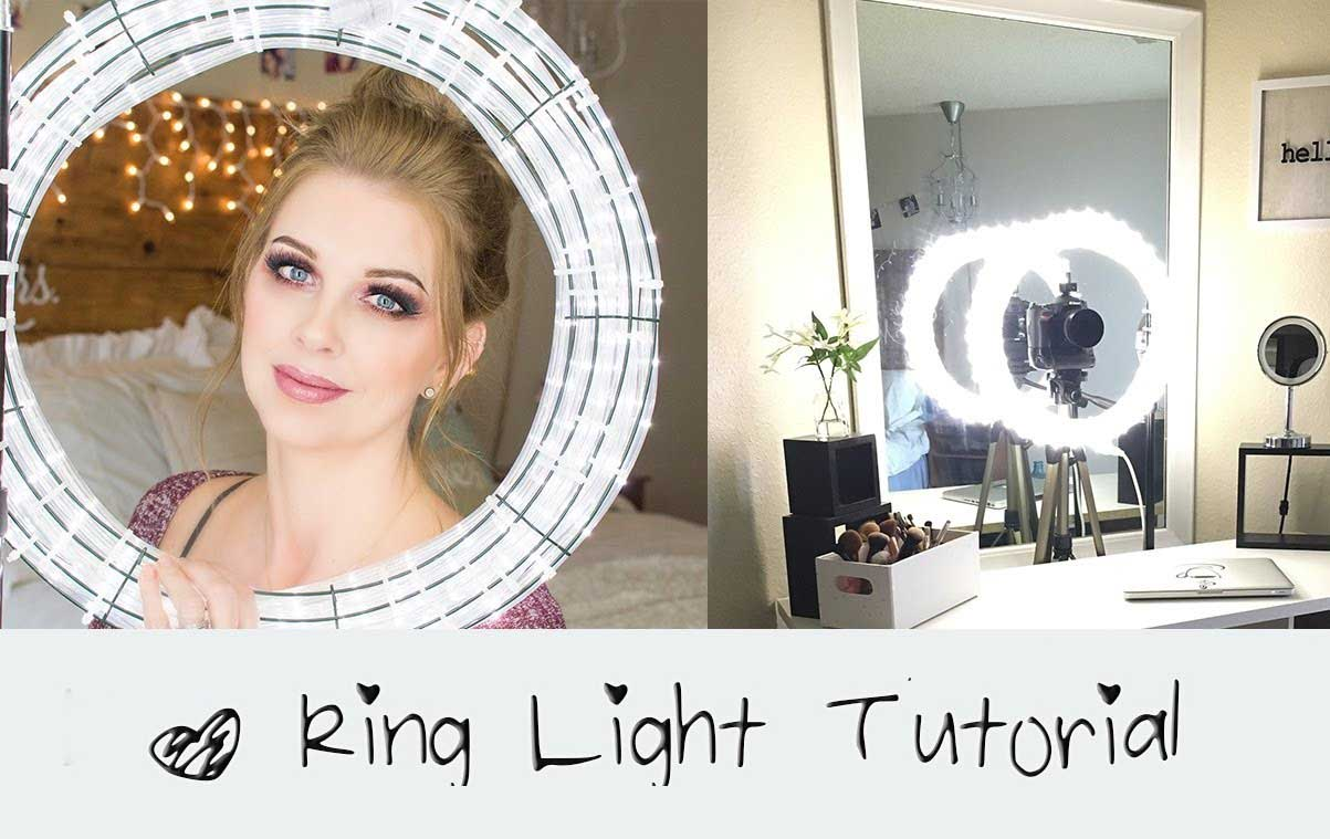 what is ring light used for