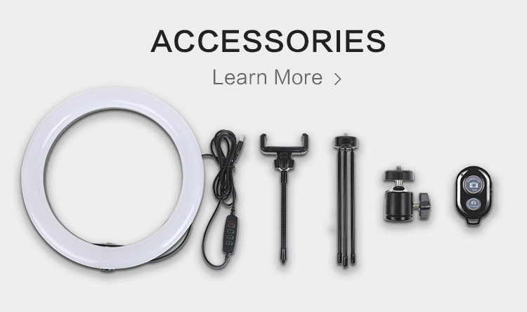 ring light accessories