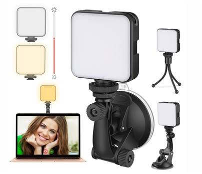 Lighting Kit with Suction Cup