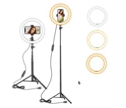 AIXPI L218 10 Inch Ring Light